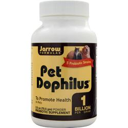 Jarrow Pet Dophilus 70.5 grams