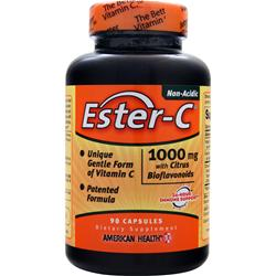 American Health Ester-C with Citrus Bioflavonoids (1000mg) 90 caps