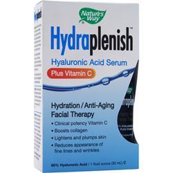 Nature's Way Hydraplenish plus Vitamin C Serum 1 fl.oz