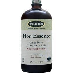 Flora Flor-Essence - Gentle Detox Liquid 32 fl.oz