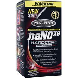 Muscletech Nanox9 Hardcore Review
