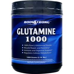 BodyStrong Glutamine 1000 grams