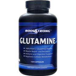 BodyStrong Glutamine (1000mg) 120 caps