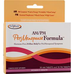 Enzymatic Therapy AM/PM PeriMenopause Formula 60 tabs