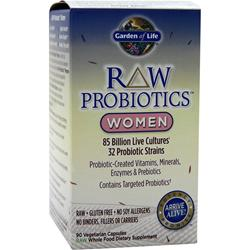 Garden Of Life Raw Probiotics Women On Sale At Allstarhealth Com