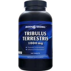 BodyStrong Tribulus Terrestris (1000mg) 360 tabs