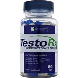 High Energy Labs Pharmaceutical Alternatives -TestoRx 60 caps
