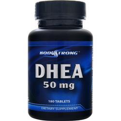 BodyStrong DHEA (50mg) 180 tabs
