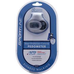 Sportline Walking Advantage - Step-Distance-Calorie Pedometer 345 1 unit