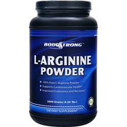 BodyStrong L-Arginine Powder 2000 grams