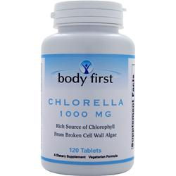 Body First Chlorella (1000mg) 120 tabs