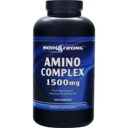 BodyStrong Amino Complex (1500mg) 360 tabs