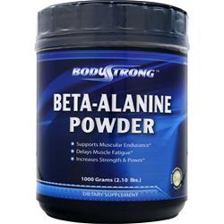 BodyStrong Beta-Alanine Powder 1000 grams