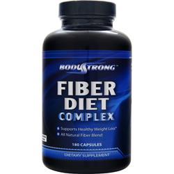 BodyStrong Fiber Diet Complex 180 caps