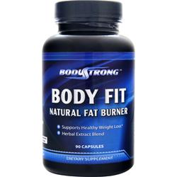 BodyStrong Body Fit - Natural Fat Burner 90 caps