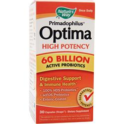 Nature's Way Primadophilus Optima High Potency 30 caps
