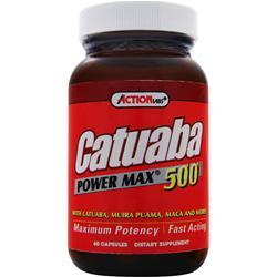 Action Labs Catuaba Power Max 500 60 caps