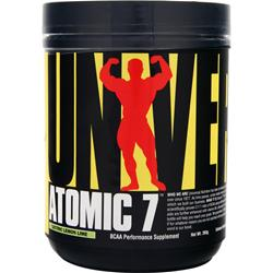 Universal Nutrition Atomic 7 'Lectric Lemon Lime 393 grams