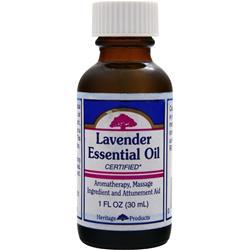 Heritage Products Lavender Essential Oil 1 fl.oz