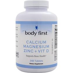 Calcium Magnesium Zinc Vit D