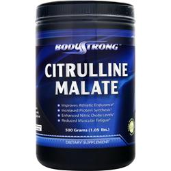 BodyStrong Citrulline Malate Powder 500 grams