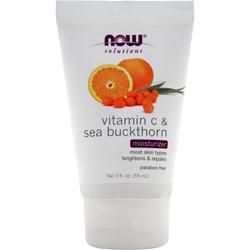 Now Vitamin C & Sea Buckthorn Moisturizer 2 fl.oz