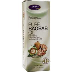 Life-Flo Pure Baobab Oil 2 fl.oz