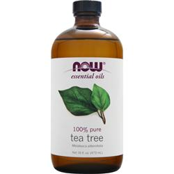 Now Tea Tree Oil (Liquid) 16 fl.oz