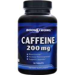 BodyStrong Caffeine (200mg) 90 tabs
