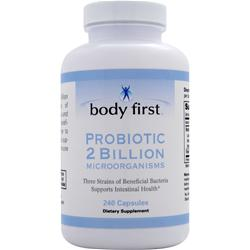 Body First Probiotic 2 Billion 240 caps