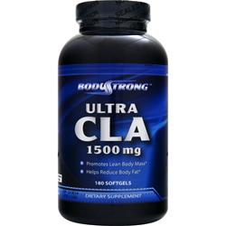 BodyStrong Ultra CLA (1500mg) 360 sgels
