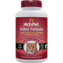 Actipet Feline Formula 90 chews