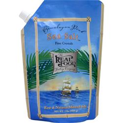 Funfresh Foods The Real Food Trading Company - Himalayan Pink Sea Salt 2 lbs