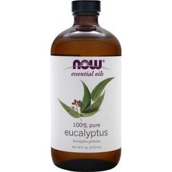 Now Eucalyptus Oil 16 fl.oz