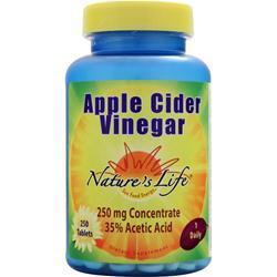 Nature's Life Apple Cider Vinegar 250 tabs