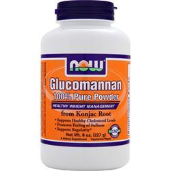 Now Glucomannan - 100% Pure Powder 8 oz