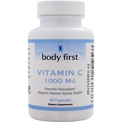 Body First Vitamin C (1000mg) 60 caps