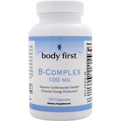 Body First B Complex (100mg) 120 caps