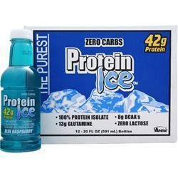 ANSI Protein Ice Ready to Drink (20 fl. oz.) Blue Raspberry 12 bttls