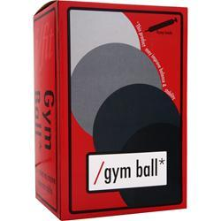 J-Fit Gym Ball with Pump 45cm 1 ball
