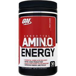 Optimum Nutrition Essential AMIN.O. Energy Fruit Fusion .6 lbs