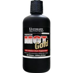 Ultimate Nutrition Premium MCT Gold 33.8 oz