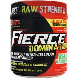 SAN Fierce Domination Furious Fruit Punch 1.65 lbs