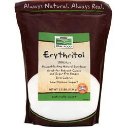 Now Erythritol 2.5 lbs