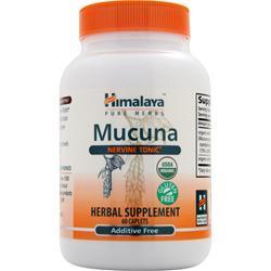 Himalaya Mucuna 60 cplts
