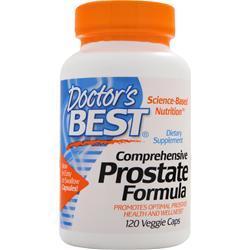 Doctor's Best Comprehensive Prostate Formula 120 vcaps