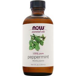 Now Peppermint Oil 4 fl.oz