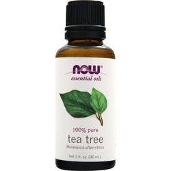 Now Tea Tree Oil 1 fl.oz