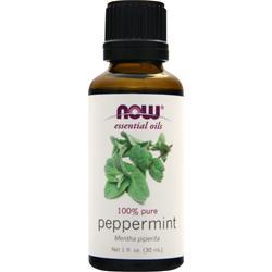 Now Peppermint Oil 1 fl.oz