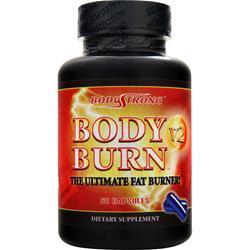 BodyStrong Body Burn V2 - The Ultimate Fat Burner 60 caps